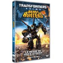 Primal Screen - Transformers Prime - Saison 3, Vol. 1 : Le règne de Mégatron