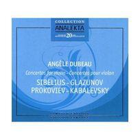 Analekta - Sibelius, Glazunov, Prokoviev, Kabalevsky