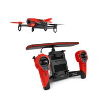 PARROT - BeBop Drone + Sky Controller - Rouge