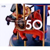Emi Classics - Best Children'S Classics 50 - Coffret De 3 Cd