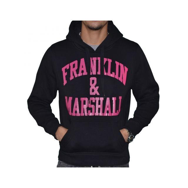 Franklin   Marshall - Franklin Marshall - Sweat à Capuche - Homme - Fm  Sweat - 6f1e1dabde68