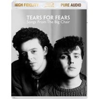 Mercury - Tears For Fears - Songs from the big chair Blu-ray