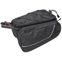 KlickFix - Contour Sport - Sac porte-bagages - noir