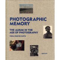Aperture - Photographic Memory /Anglais