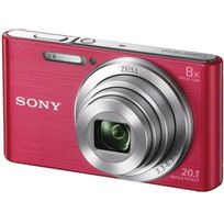 SONY - APN compact W830 Rose