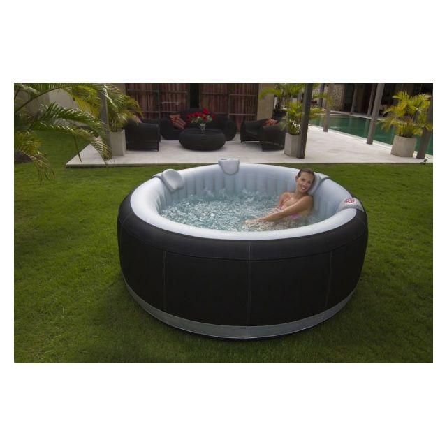 amenagement exterieur spa gonflable spa gonflable intex pure spa jets et bulles places avec. Black Bedroom Furniture Sets. Home Design Ideas