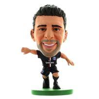 Soccerstarz - 401468 - Figurine Sport - Officiellement AutorisÉ De Thiago Motta Dans Le Maillot Officiel Du Paris St Germain