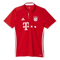 Adidas - Performance Replica Fc Bayern Minich Home Rouge Maillot Club Homme Football