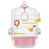 Ferplast - Cage Regina Blanche avec Options pour Oiseaux