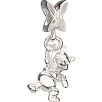 Chamilia - Charm en Argent - Collection Disney - Winnie l'Ourson