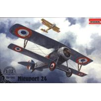 Roden - 060 Nieuport 24 1:72 Plastic Kit Maquette
