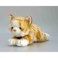 Keel Toys - Peluche Chat Tigre Roux 30 cm