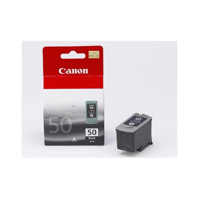 CANON PG-50 - Cartouche d'encre Noir