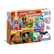 CLEMENTONI - Le grand coffret du scientifique - 52258.3