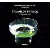 Atlantica - Caviar De France Lelixir De Vie