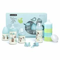 Suavinex - Pack Welcome Baby Boy Turquoise