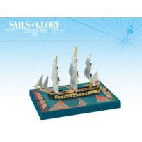 Ares Games - Jeux de société - Sails Of Glory - Ship Pack : Hms Concorde 1783