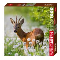 Heye - Puzzle 1000 pièces : Roebuck