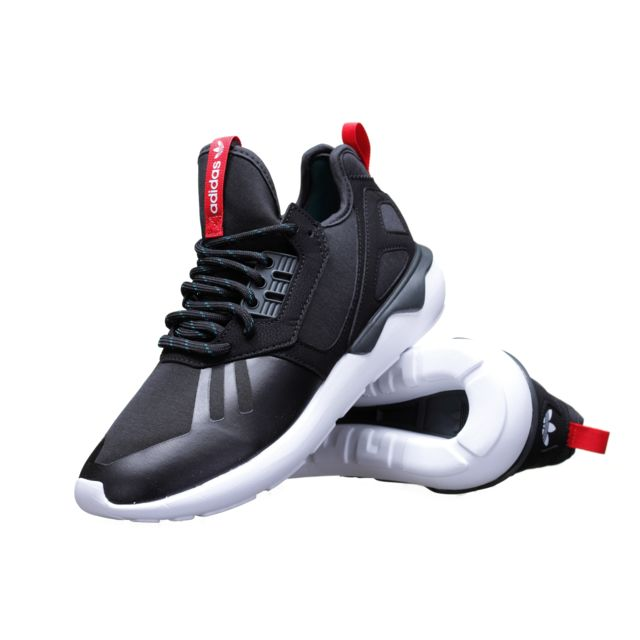 Adidas originals - Chaussure Adidas Tubular Runner Weave S82651 Noir