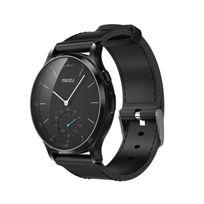 Watch Bracelet Cuir Noir