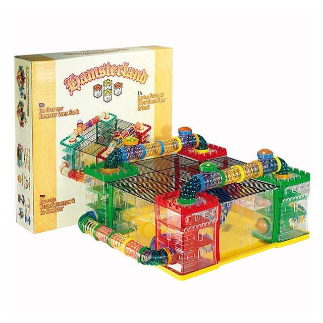 Fop cage pour hamster hamsterland pas cher achat vente cage pour rongeur rueducommerce - Hamster gratuit ...