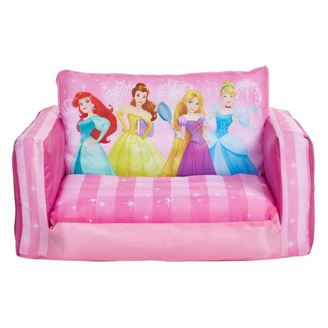 Room Studio Canapé Lit Gonflable Disney Princess