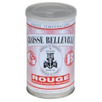 Graisse Belleville - rouge friction mécanique 700g