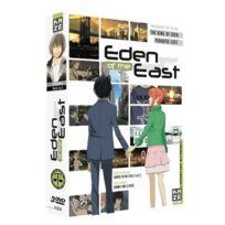 Dvd - Eden Of The East - Integrale Des Films The King Of Eden Et Paradise Lost