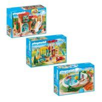 9420-22-23 Set Family Fun 3 boîtes pour 3 fois plus de plaisir