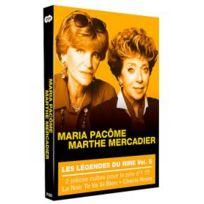 Lmlr - Les Légendes du rire - Vol. 5 : Maria Pacôme + Marthe Mercadier
