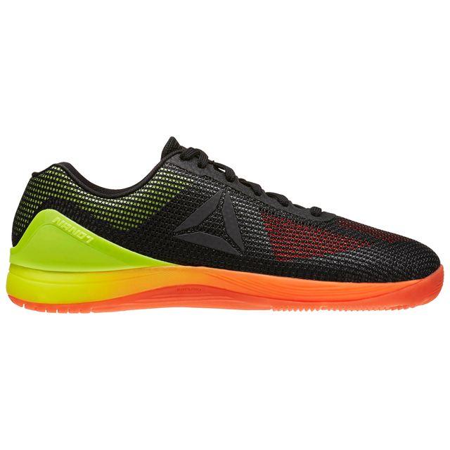 Reebok Sport Crossfit Nano 50 Gris - Chaussures Baskets basses Homme