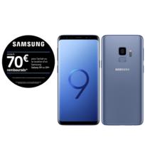 Samsung - Galaxy S9 - Bleu Corail