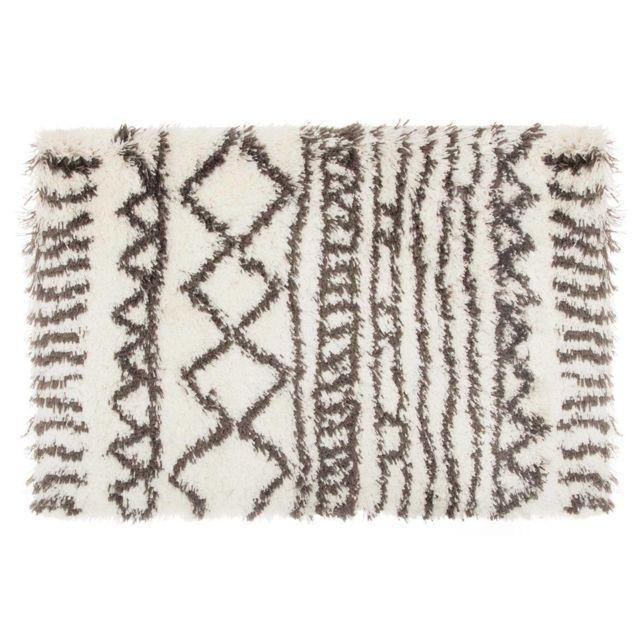atmosphera tapis berb re 120x170 cm motifs pas cher achat vente tapis rueducommerce. Black Bedroom Furniture Sets. Home Design Ideas