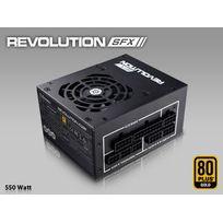 ENERMAX - Alimentation REVOLUTION SFX 550W 80+ Gold modulaire semi-fanless