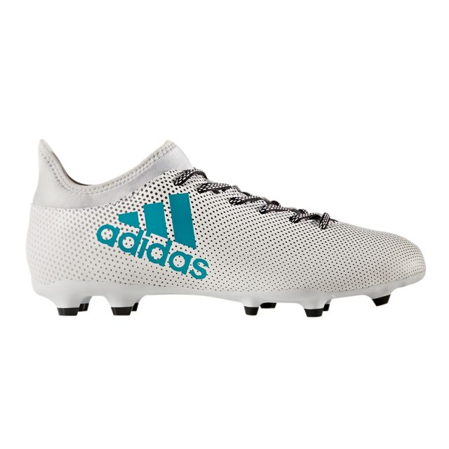 super popular 5e276 2dbef Adidas performance - Chaussures football Adidas X 17.3 Fg Blanc