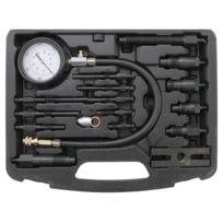 Yato Pressiomètre de Cylindre pour Moteur Diesel Kit Compteur de Pression