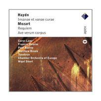 Warner Classics - Haydn : Insanae et vanae curae - Mozart : Requiem, Ave verum corpus