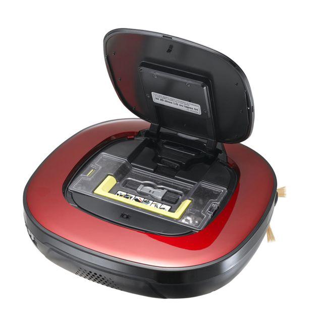 LG - Aspirateur Robot Hom-Bot Square Vr7412RB