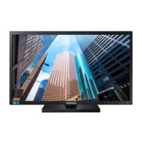 Samsung - Moniteur 24' Led - S22E650DW 1920 x 1200 pixels - 4 ms gris à gris Format large 16/10 - Pivot - Dalle Pls - DisplayPort - Hub Usb - Noir garantie 3 ans constructeur