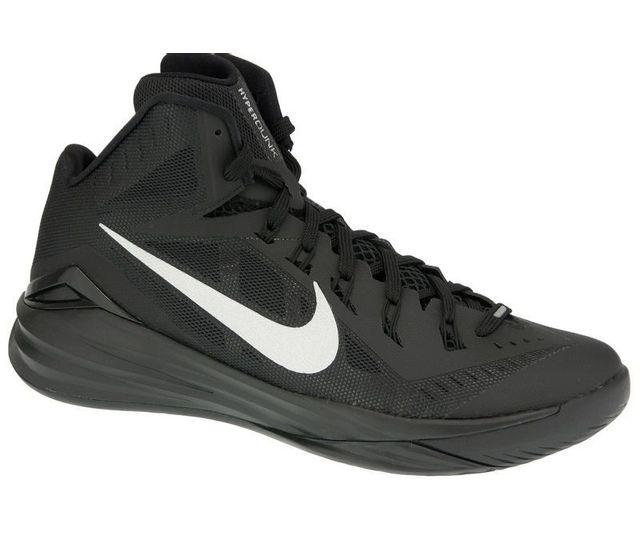 Nike Hyperdunk 2014 653640 001 Homme Baskets Noir pas