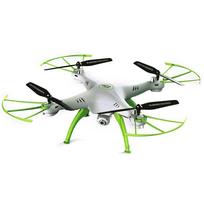 SYMA - Quadricoptère X5HW 2.4G 4 canaux avec Gyro + camera Blanc