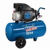 Scheppach - Compresseur lubrifié 50L 8 bar 1500W - Hc54