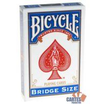 Bicycle - Jeu de 52 cartes : Rider Back bleu Format Bridge