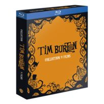 WARNER BROS - Coffret Tim Burton Blu-ray - 9 films