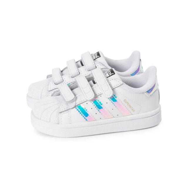 Adidas originals - Superstar Irisée Bébé