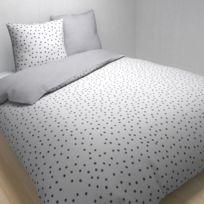 TEX HOME - 140x200 cm - blanc