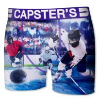 Capster'S Official - capster - Boxers Homme Hockey