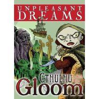 Atlas - Games - 330096 - Jeu De Cartes - Gloom - Cthulhu - Unpleasant Dreams