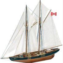 Artesania Latina - Maquette bateau en bois : Bluenose Ii