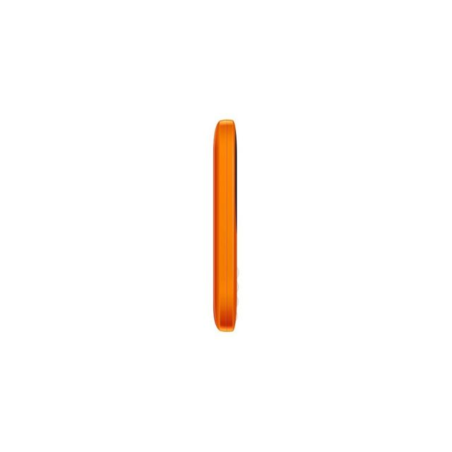 Auto-hightech Téléphone 2.4 pouces avec écran 3D, 2MP, Fm et un clavier physique - Orange